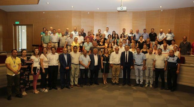 Gaziemir'de toplu sözleşme sevinci