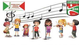 Karşıyaka Çocuk Müzik Korosu kuruluyor