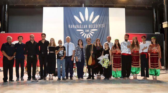 Sivas Katliamı'nda hayatını kaybedenler Karabağlar'da da anıldı