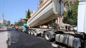 Sokaklara 47 bin ton asfalt
