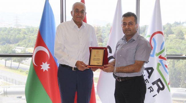 STAR Rafineri'den Aliağa Devlet Hastanesi'ne destek