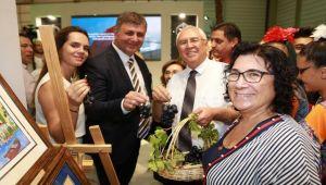 İEF'de Karabağlar Standına yoğun ilgi