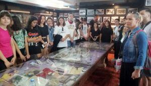 Kültür gezisi için Foça seçildi