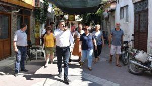 Başkan Kırgöz'den halk buluşması