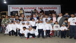 Bayındır'da Toplu Sünnet Şöleni