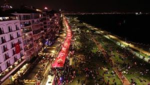Cumhuriyet Bayramı Kutlamalarında Unutulmaz Final