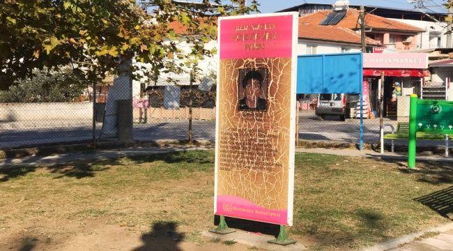 Gaziemir'de Şehitlere Büyük Saygısızlık!