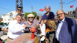 Germiyan Festivali'ne yoğun ilgi