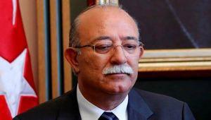 İsmail Koncuk GİK üyeliğinden istifa etti