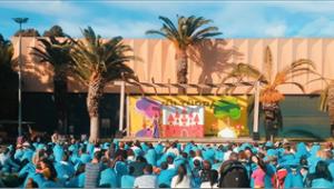 Kültürpark'ta çocuk tiyatrosuna yoğun ilgi