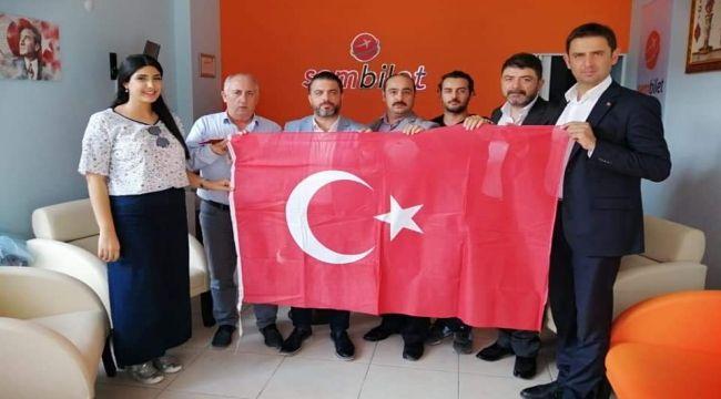 AK Parti saha çalışmalarına devam ediyor