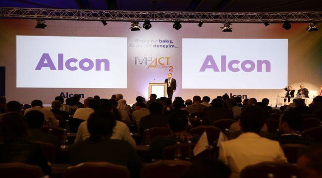 Alcon, eğitim ve bilimsel gelişmeye yatırımını sürdürüyor