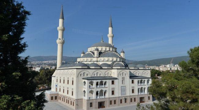 Bilal Saygılı Camii ibadete açılıyor