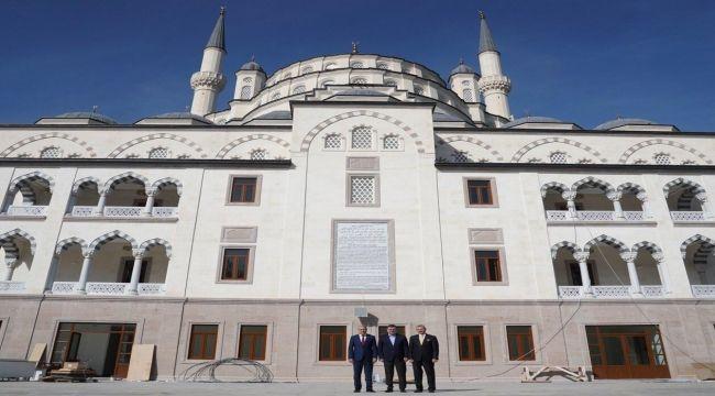 Bilal Saygılı Camii inşaatı tamamlandı