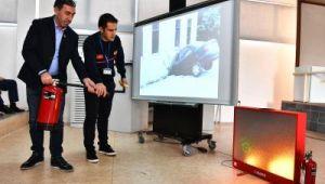 İzmir afet eğitimi alıyor