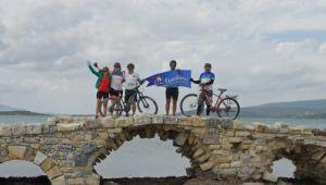 İzmir Avrupa bisiklet rotasına dahil edildi