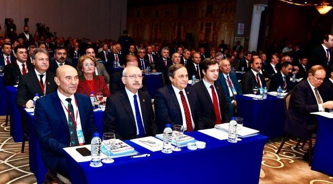 """İzmir'de, """"Yerel Yönetimler Çalıştayı"""""""