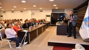Narlıdere'de gündem 'meme kanseri'