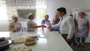 Başkan Kılıç: Daha çok Türkan Saylan'a ihtiyacımız var