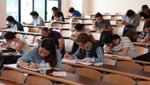 Binlerce öğrenci bilgilerini test edecek