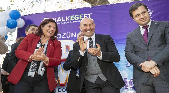 'Halk Ege Et' İzmir'de açıldı!