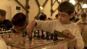 İzmir'de satranç heyecanı