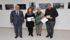 'Kara, Kuru, Acı' fotoğraflar Karabağlar'da!
