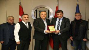 Karşıyaka'da 'Balkan Platformu' kuruldu
