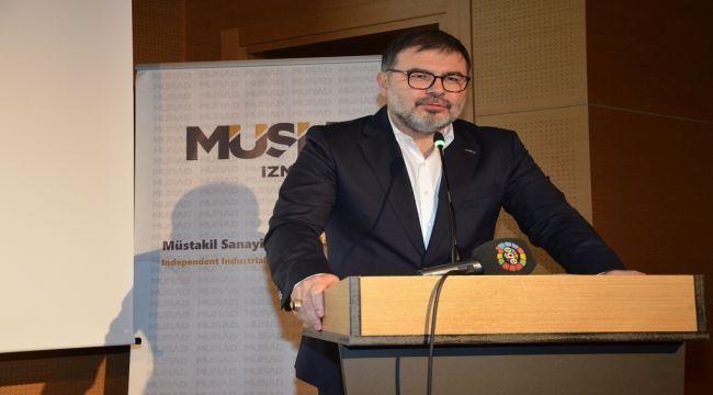 MÜSİAD'dan 'Kulluk Bilinci' Konulu İhsan Sohbeti