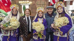 3. Karaburun Nergis Festivali yapıldı