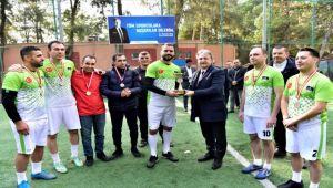 Bornova'da şampiyon Sosyal İşler Müdürlüğü