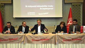 Bornova Meslek Grupları Fikir Atölyesi'nin ilki yapıldı