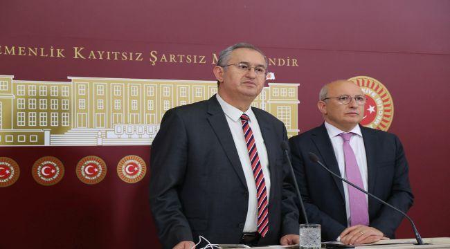 CHP'nin Gazeteci Kökenli Vekillerinden Basın Kartı Tepkisi