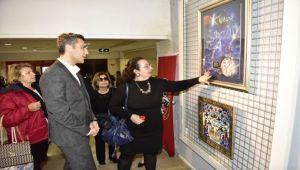 Mevlana için 'Vuslat' sergisi Bornova açıldı