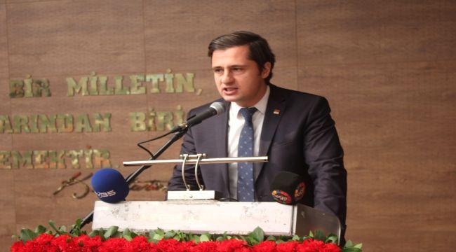 Yücel Menderes Projesine Ve Belediye Başkanlarına Sahip Çıktı