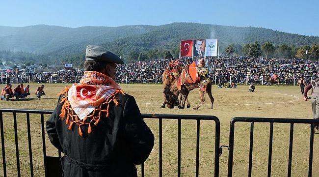 190 deve Torbalı'da Arenaya indi