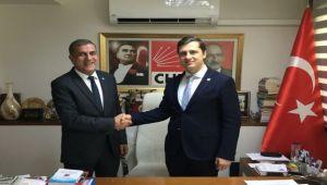 CHP İzmir'e Ziyaretçi Akını