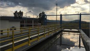 Foça'ya üçüncü ileri biyolojik arıtma tesisi kuruldu