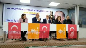 İzmir'de Cumhurbaşkanı Heyecanı!