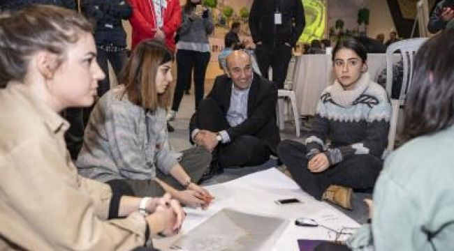 İzmir'deki fikir maratonu meyvelerini verdi