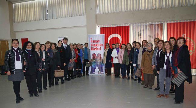 """Karşıyaka'da """"İnsan Hakları İzleme Eğitimi"""" başlıyor"""
