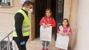İzmir'in çocukları da unutulmadı