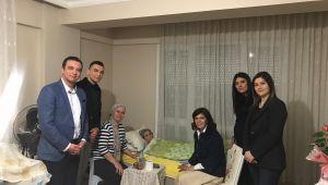 Torbalı'da 8 Mart'ta duygulandıran ziyaretler