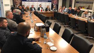 AK Parti'den 'Biz Bize Yeteriz'e '35.5' bağışı