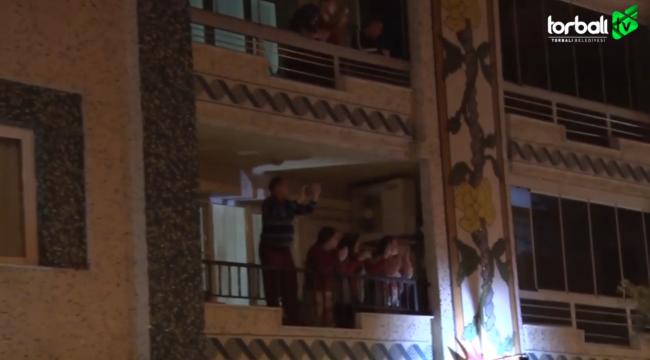 Torbalı'da müzikli dezenfekte
