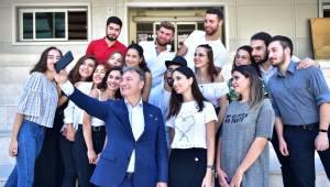 Başkan İduğ: Gençler ülkemizin geleceği
