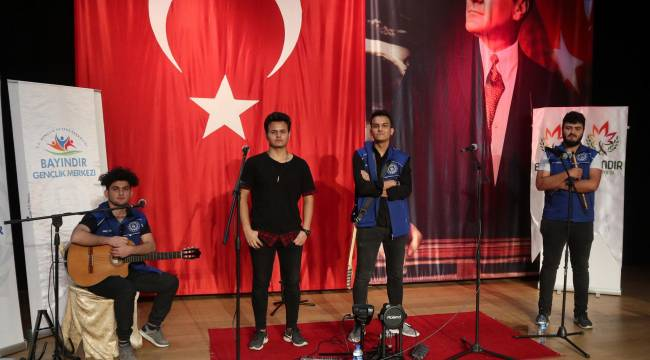 Bayındır'ın Gençlerinden Çevrimiçi Konser