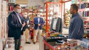 MÜSİAD İzmir Başkanı Bilal Saygılı Zimem Defteri Satın Aldı