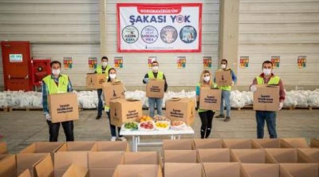 """Büyükşehir'den """"Biz Varız"""" gönüllülerine teşekkür buluşması"""