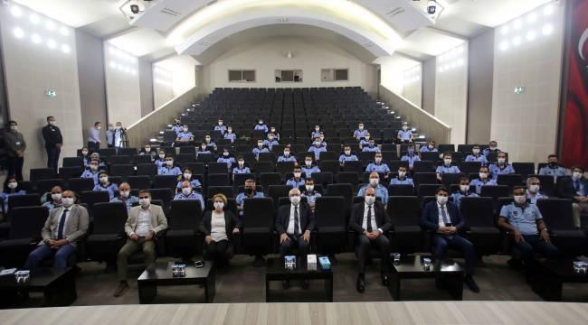 Karabağlar Belediyesi, 41 aday memurla kadrosunu güçlendirdi